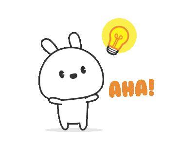 Sticker Mobil Stiker Lucu Sticker Hello Rabbit Baby In Car Sb line creators stickers hewan imut exle with gif animation