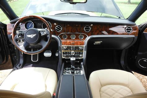bentley sedan interior 2013 bentley mulsanne sedan 186998