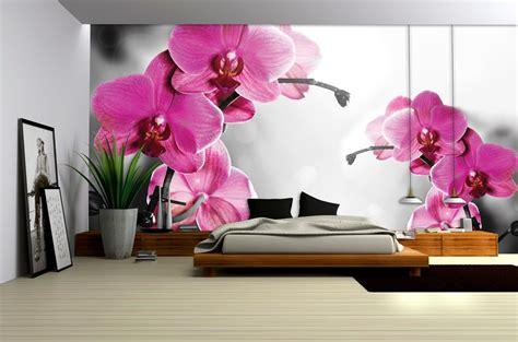 orchidee im schlafzimmer fototapete schlafzimmer orchidee olegoff