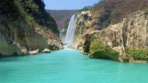 imagenes de valles naturales file cascada de tamul vista desdes abajo jpg wikimedia