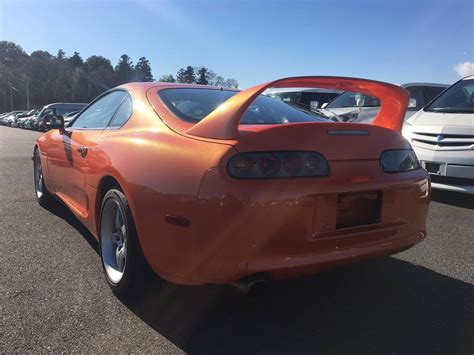 Toyota Supra 1998 Price 1998 Toyota Supra Rz Vvti 6 Speed Manual