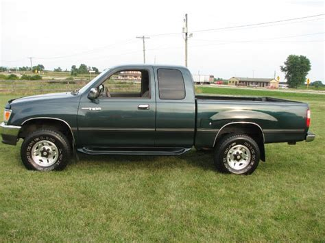 1996 Toyota T100 Document Moved