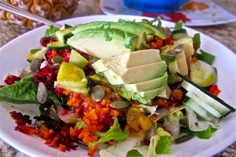 Garden Salad Ideas Rainbow Garden Salad Honey Mustard Lime Dressing
