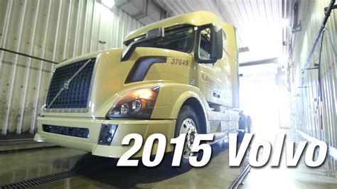 volvo truck sales 2015 2015 volvo vnl780 truck tour youtube