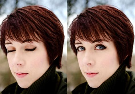 short hair style that covers ears 30 cool short choppy hairstyles creativefan