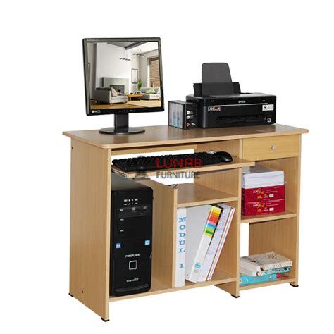 Meja Komputer Untuk Kantor mengapa ukuran meja komputer itu penting lunarfurniture lunarfurniture