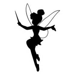 Fairy Princess Wall Mural silhouette de f 233 e clochette 224 imprimer recherche google