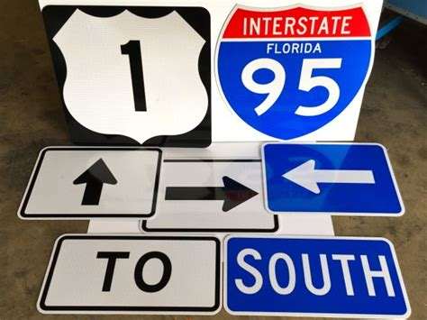 highway signs for sale buy interstate shields intestate sign generator