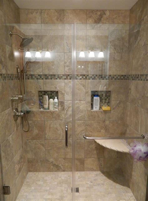 Travertine Tile Ideas Bathrooms by Floor Design Contemporary Bathroom Decoration Ideas Using Black Mosaic Tile Bathroom Wall Along