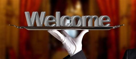 welcoming guests why the guest experience is the essential weapon for hotels