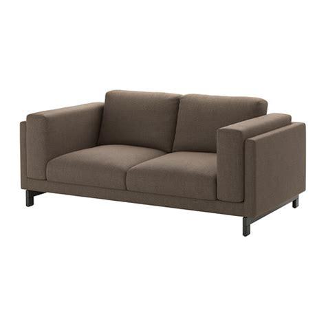 divano legno ikea nockeby divano a 2 posti ten 246 marrone legno ikea