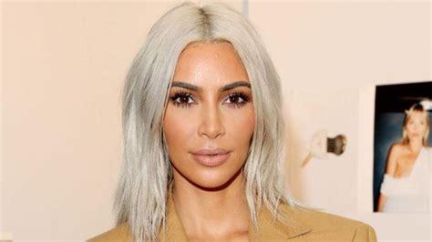 kim kardashian platinum blonde formula kim kardashian new haircut 2017 blonde haircuts models ideas