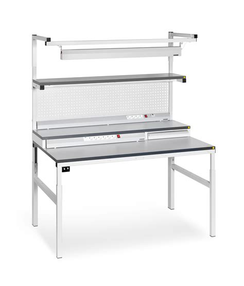 esd work benches esd workbench classic anti static esd workstations