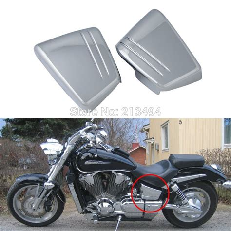 Promo Frame Cover Plat Mobil Aclyric Honda Freed Ukuran 46 5 Fq 43g B motorcycle chrome battery side fairing cover metal for honda vtx 1800 c vtx1800c custom 2002