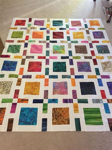 Quilting Ideas by 25 Best Ideas About Batik Quilts On Stained