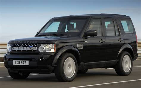 land rover discovery 4 armored photo 5 10187