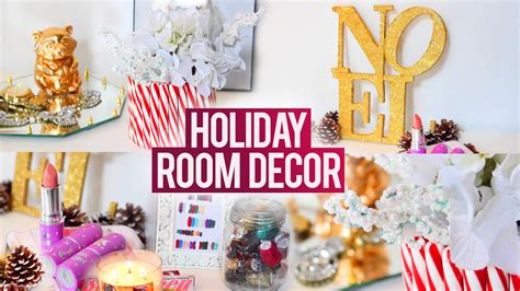 diy tumblr holiday room decorations easy fun and