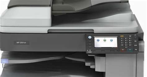 Mesin Photocopy Ricoh mp 2501 mesin photocopy ricoh