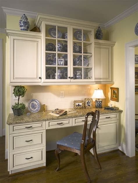 Looking For Ideas For A Kitchen Nook That I May Kitchen Desk Organization