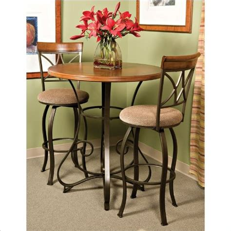 cheap powell hamilton pub table kitchen furniture