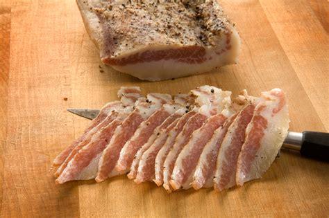 come cucinare il guanciale di maiale guanciale di maiale salumi tipici