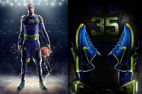 Sepatu Basket Kuliahsepatu Basket Nike Kd 10 Gsw Blue nike basketball elite series 2 0 shockblast