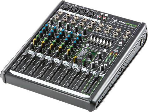Mixer Fx Usb mackie profx8v2 8 channel pa mixer with usb fx pssl