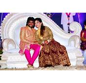 Adarsh Shinde Marathi Singer Marriage Wedding Photos Neha Lele