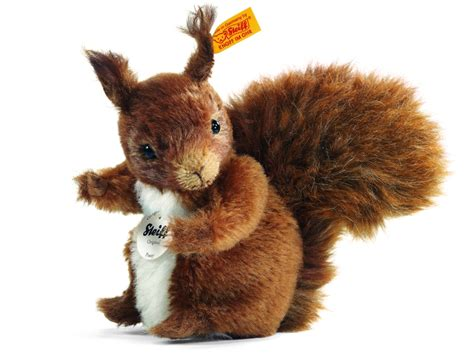 Bear Decorations For Home steiff mohair squirrel possy plush hub