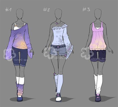 Dress San San some adopts 24 sold by nahemii san on deviantart