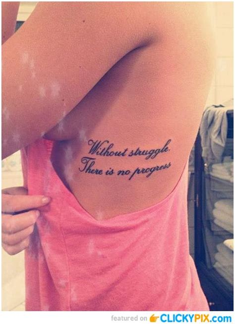 tattoo quotes on ribs tumblr 27 inspirational tattoos to wake up motivated everyday