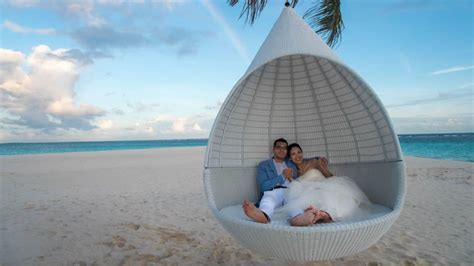 Maldives Wedding Packages At Hideaway Beach Resort & Spa