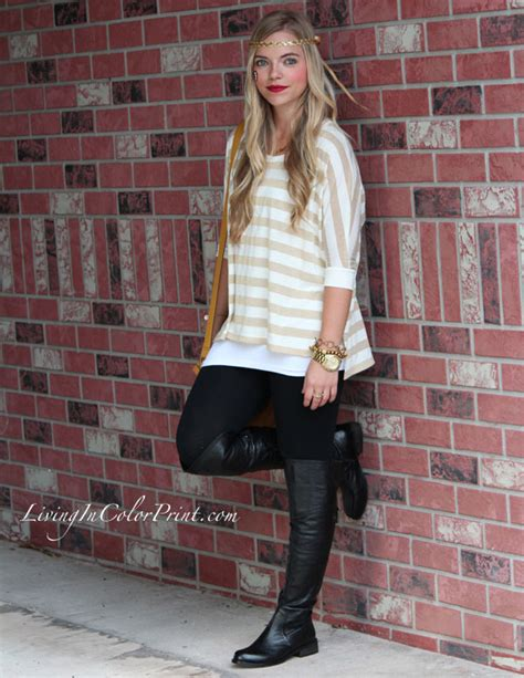 Seminole Nation. Blogger Style. {Part IV}   Living In Color Print