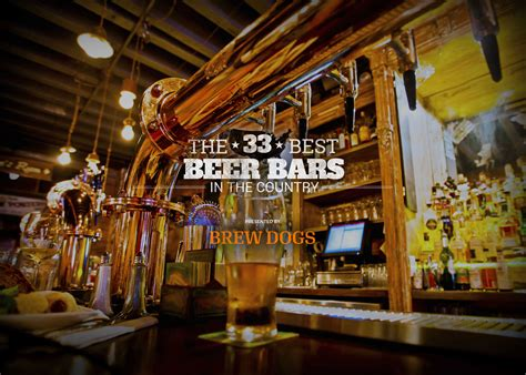 the 33 best bars in america 2014