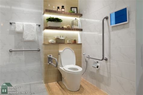 Bathroom Place Owners Bathroom Renovations For Homeowners Deciding To Age In