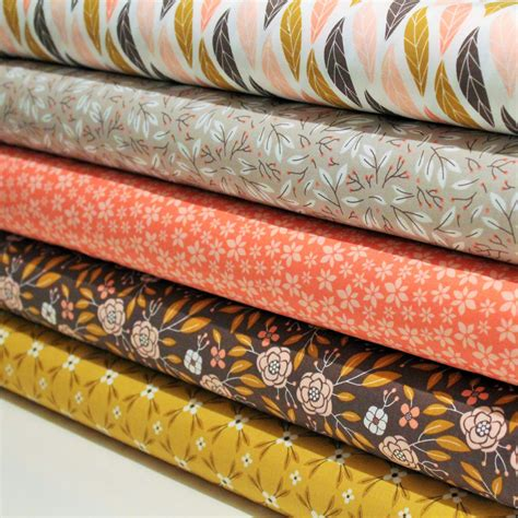 Patchwork And Quilting Fabrics - camelot fabrics magnolia collection quarter bundle