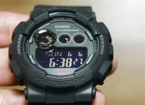 Jam Tangan Favorite Digital Hitam review casio g shock gd 120mb 1 si hitam legam dengan