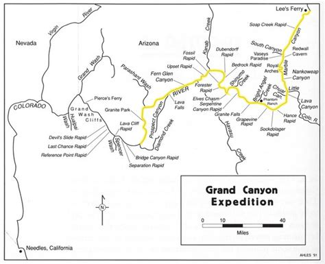 grand in colorado map river map grand
