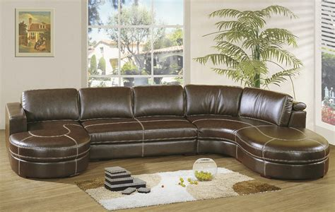u shaped leather sectional u shaped leather sofa u shaped sofa free shipping modern