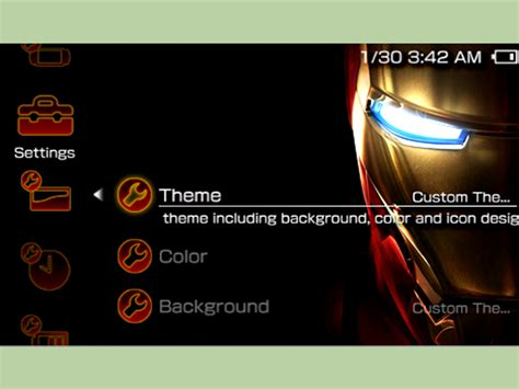 psp theme editor how to put themes on psp 15 steps with pictures wikihow