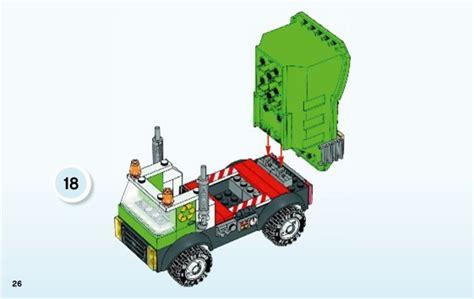 Garbage Truck Lego Juniors 10680 lego garbage truck 10680 junior