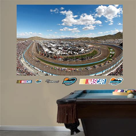 nascar wall murals international raceway mural wall decal shop
