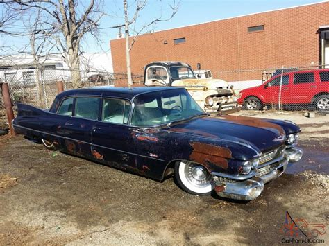 1959 Cadillac Limousine by 1959 Cadillac Fleetwood 75 Limousine Car Boat