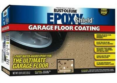 The Bad Reviews of Rust Oleum and Quikrete Epoxy Paint