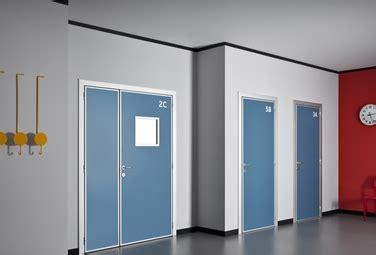 porte per ospedali porte interne in alluminio una soluzione multifunzione