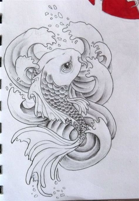 fish tattoo designs art 1000 images about koi tattoos and on koi