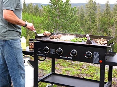 Outdoor Cooktop Propane Blackstone 36 Inch Outdoor Flat Top Gas Grill Griddle