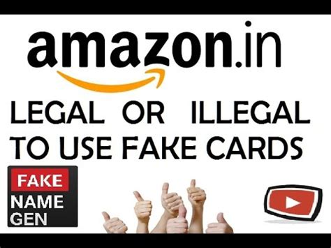 how to get free stuff on amazon legal without credit full download is it legal to use a credit card number