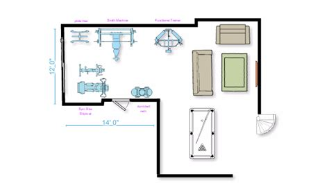 gym floor plan creator beautiful home gym floor plan photos flooring area