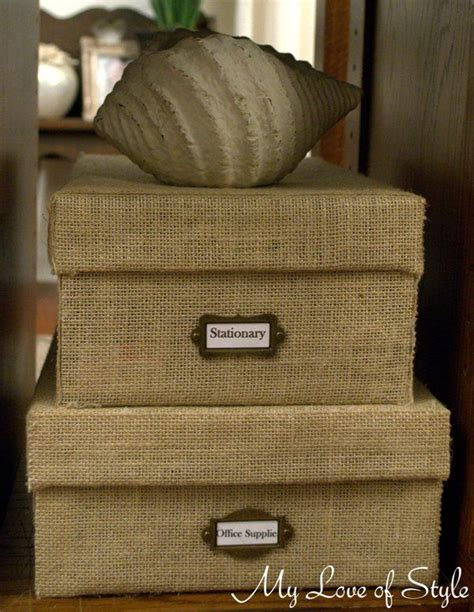 burlap home decor burlap home d 233 cor ideas diy decozilla